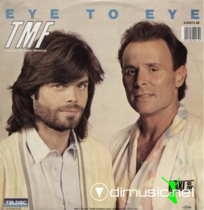 TMF Featuring Joe Bean Esposito - Eye To Eye (Vinyl, 12'') 1985