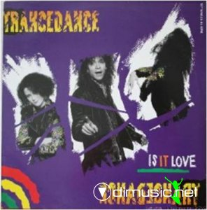 Trance Dance - Is It Love (Vinyl, 12'') 1990