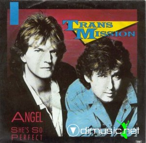 Transmission - Angel (Vinyl, 12'') 1986