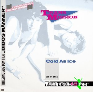 Transmission - Cold As Ice (Extended Version) (Vinyl, 12'') 1986