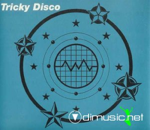 Tricky Disco - Tricky Disco (CD, Single) 1990