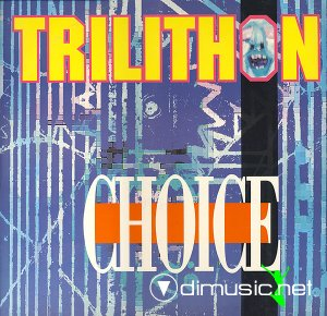 Trilithon - Choice (Vinyl, 12'') 1991