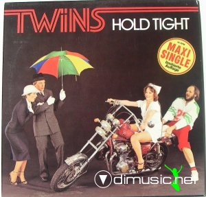 Twins - Hold Tight (Vinyl, 12'') 1980