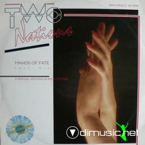 Two Nations - Hands Of Fate (Vinyl, 12'') 1987