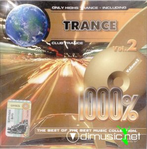 VA - 1000%-The Best Of The Best Music Collection Trance Vol.2 (2002)