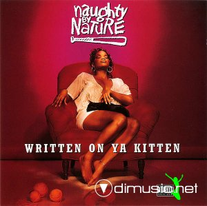 Naughty By Nature - Written On Ya Kitten (CD)