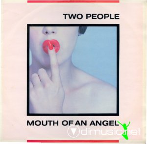 Two People - Mouth Of An Angel (Vinyl, 12'') 1986