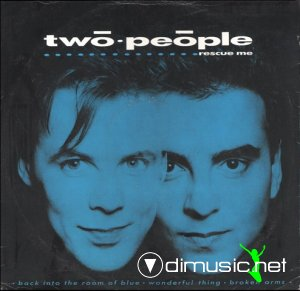 Two People - Rescue Me (Vinyl, 12'') 1985