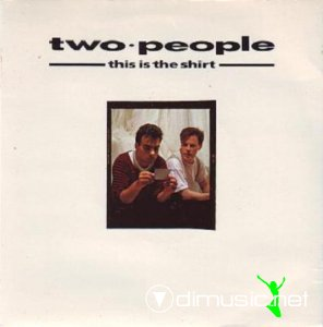 Two People - This Is The Shirt (Vinyl, 12'') 1985