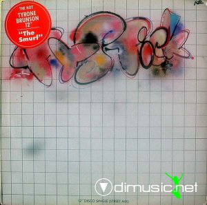 Tyrone Brunson - The Smurf (Vinyl, 12'') 1982