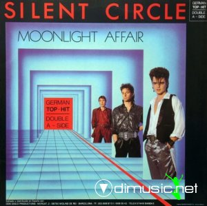 Silent Circle - Moonlight Affair / Touch In The Night (Vinyl, 12'') 1987