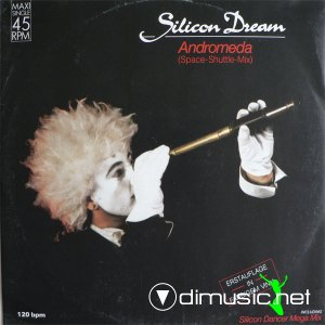 Silicon Dream - Andromeda (Space-Shuttle-Mix) (Vinyl, 12'') 1988