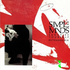 Simple Minds - Sanctify Yourself (Vinyl, 12'') 1986