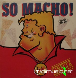 Sinitta - So Macho (Vinyl, 12'') 1985