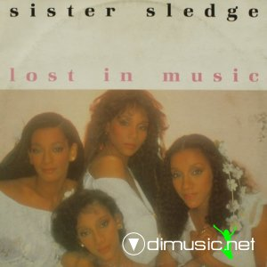 Sister Sledge - Lost In Music (Vinyl, 12'') 1984