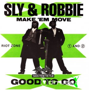 Sly & Robbie - Make 'Em Move (Riot Zone Remixes) (Vinyl, 12'') 1985