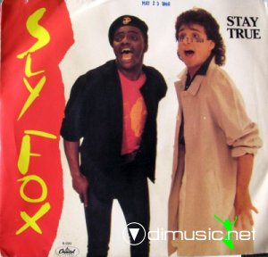 Sly Fox - Stay True (Vinyl, 7'') 1985