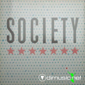 Society - Saturn Girl (Vinyl, 12'') 1987