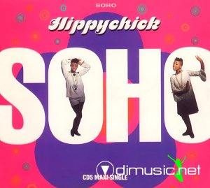 Soho - Hippychick (CD, Maxi-Single) 1990