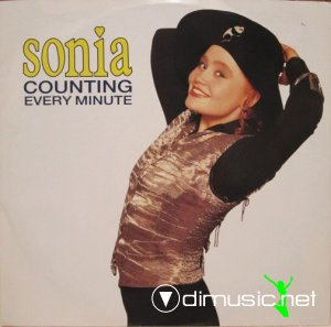 Sonia - Counting Every Minute (Vinyl, 12'') 1990