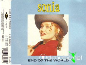 Sonia - End Of The World (CD, Maxi-Single) 1990