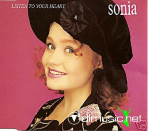 Sonia - Listen To Your Heart (CD, Maxi-Single) 1989
