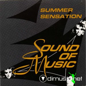 Sound Of Music - Summer Sensation (Vinyl, 7'') 1987