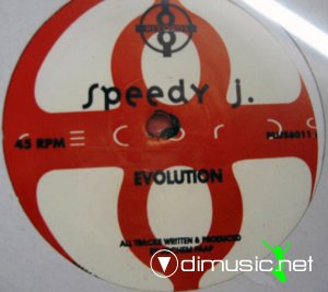 Speedy J - Evolution (Vinyl, 12'') 1991
