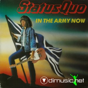 Status Quo - In The Army Now (Vinyl, 12'') 1986