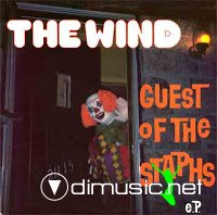 The Wind - Guest of the staphs ep LP Record 1984 RARE (1984)