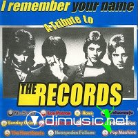 TRIBUTE TO THE RECORDS - I REMEMBER YOUR NAME (1996)