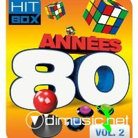 Hit Box Annees 80 Vol.1 - 2