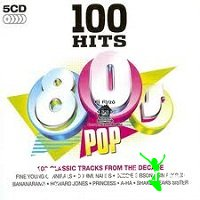 100 Hits - 80s Pop (5CDs)