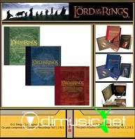 The Lord of the Rings Original Soundtrack + Complete Recordings