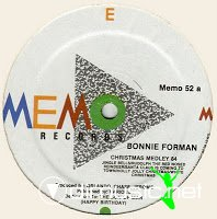 BONNIE FORMAN - Christmas Medley 84 (1984)