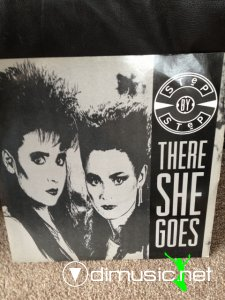 Step By Step - There She Goes (Vinyl, 12'') 1988