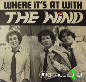 The Wind - Where It's At With the Wind (1982)
