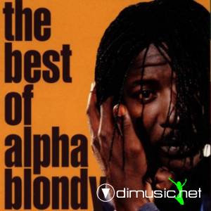 Alpha Blondy - The Best Of compilation (mega)