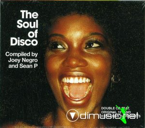 VA - Joey Negro Presents The Soul Of Disco Vol. 1-3 (2011)