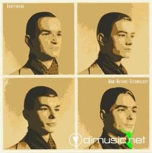 Kraftwerk - Man-Nature-Technology (2013) (Bootleg)