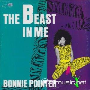 Bonnie Pointer - The Beast In Me 12 (1984)