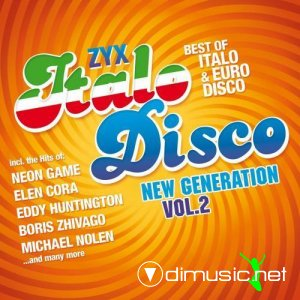 Various Artists - ZYX Italo Disco New Generation Vol. 2 - 2 cd - (2013)