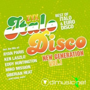 Various Artists - ZYX Italo Disco New Generation Vol. 1 - (2012)