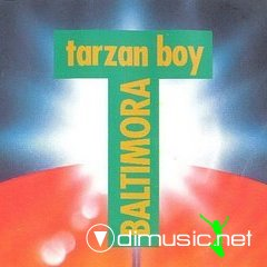 Baltimora - Tarzan Boy (CD Single) [1993]