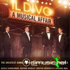 Il divo at the coliseum at odimusic - Il divo at the coliseum ...