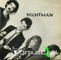 NIGHTMAN - DON'T YOU KNOW EP (1979)