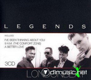 Londonbeat - Legends (3 CD) 2004