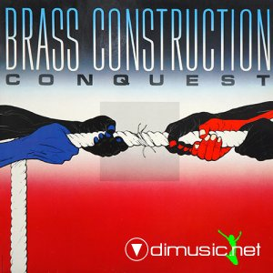 Brass Construction  - Conquest - 1985