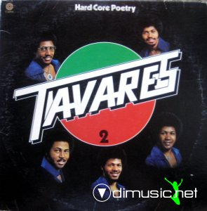 TAVARES - HARD CORE POETRY (1974)