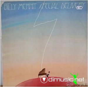Cover Album of Billy Mernit - Special Delivery (Vinyl, LP, Album)